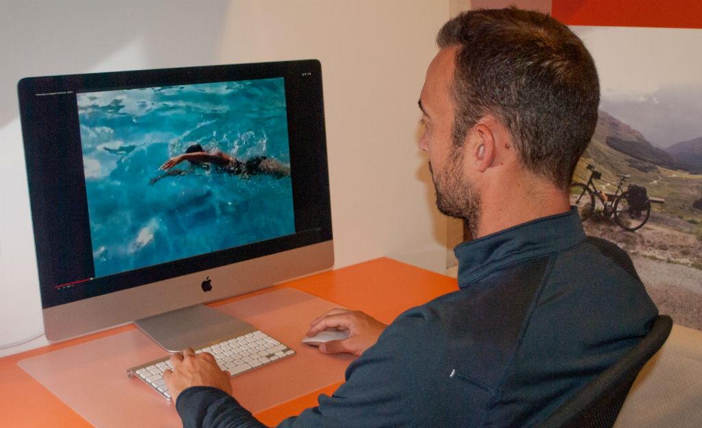 La importancia del estudio de la técnica en natación