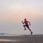 corre al amanecer